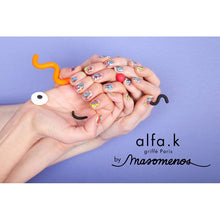 AK by Masomenos nail patches