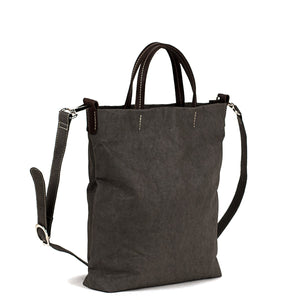 Otti Washable Paper Bag in Black (various colors)