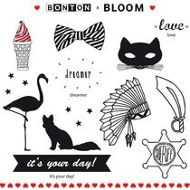 Bonton temporary tattoos