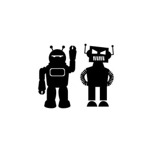 BOT BUDDIES TEMPORARY TATTOO