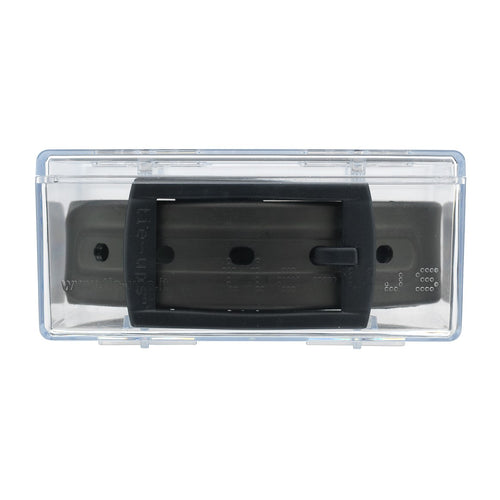 Black Basic Travel  Belt