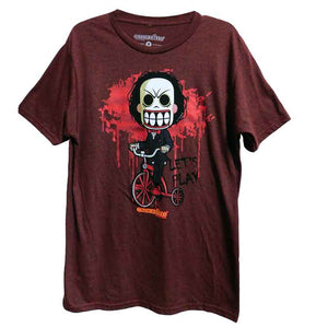Playera Let´s Play Calaveritas