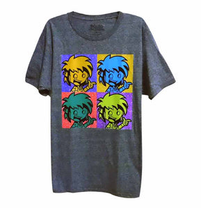 Playera Darkar Warhol