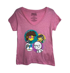 Playera Friends Ellas