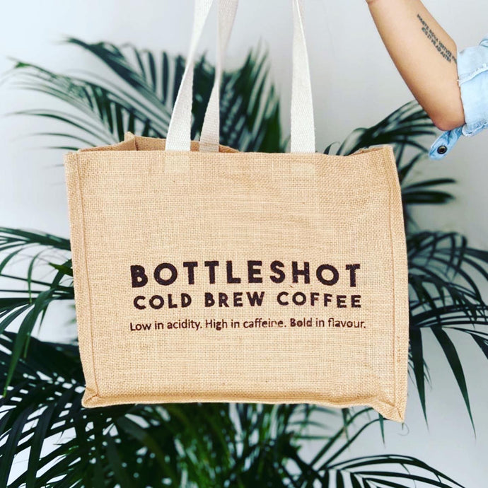 Bottleshot Tote Bag