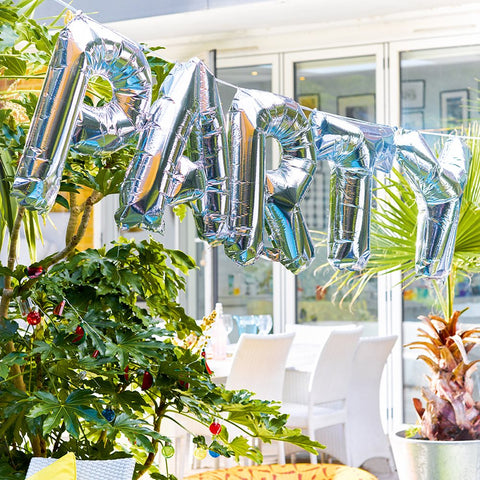 Giant Party Letter Balloon