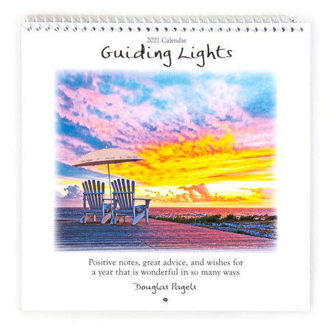 Blue Mountain - Guiding Lights Positive Calendar 2021