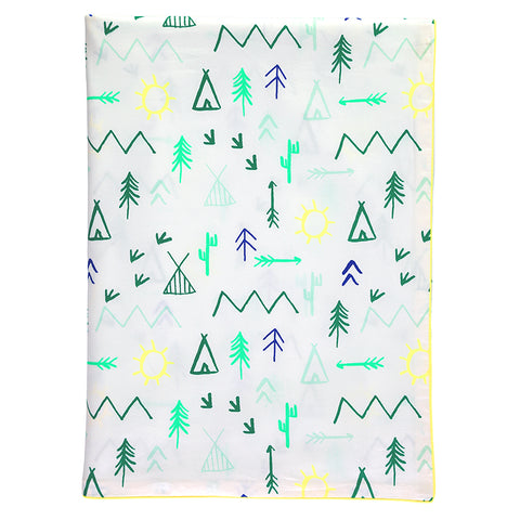 Eu Camp Ground Duvet