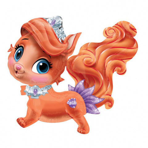 Ariel Airwalkers Kitty Palace Pets Treasure Foil Balloons