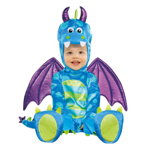 Baby Little Dragon Costume - Age 6 -12 Months