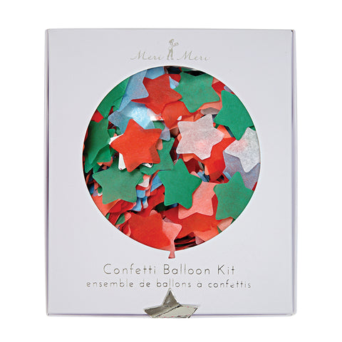 Meri Meri Confetti Balloon Kit