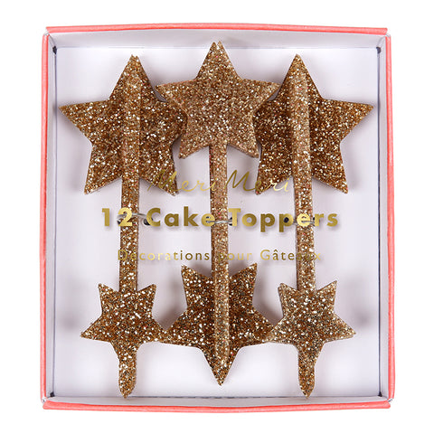Gold Star Toppers
