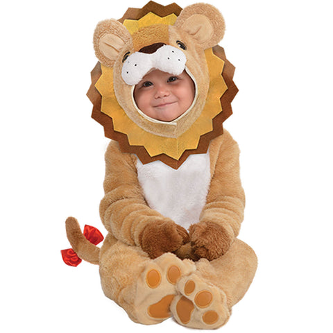 Little Roar Costume - Age 6 -12 Months