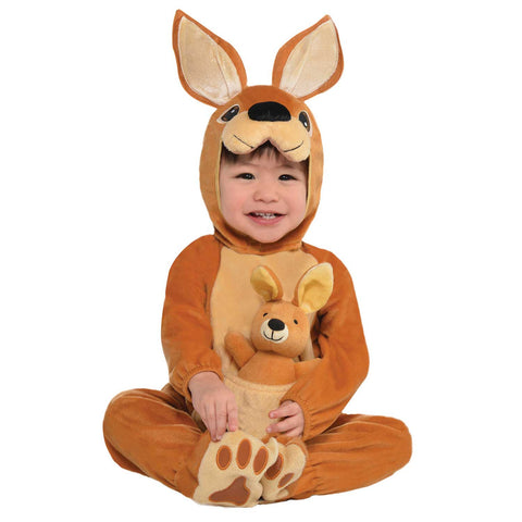 Jumpin' Joey Costume - Age 6 -12 Months