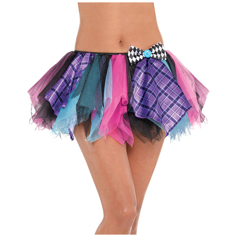 Mad Hatter Tutu - Size Adults