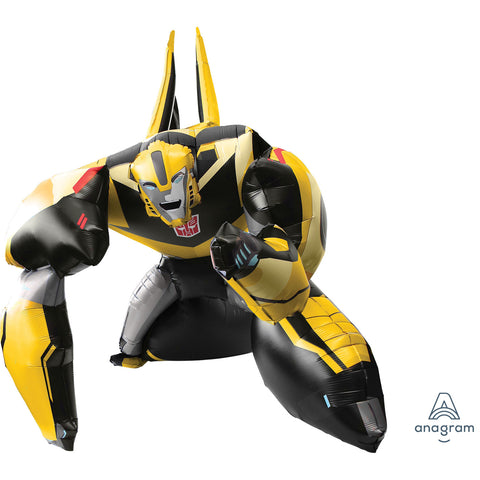 Amscan Transformers Giant Gliding Refillable Foil Balloon 34