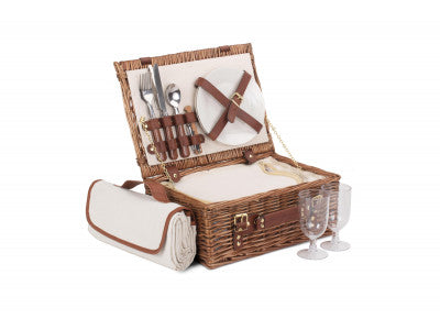 2 Person Classic Picnic Hamper