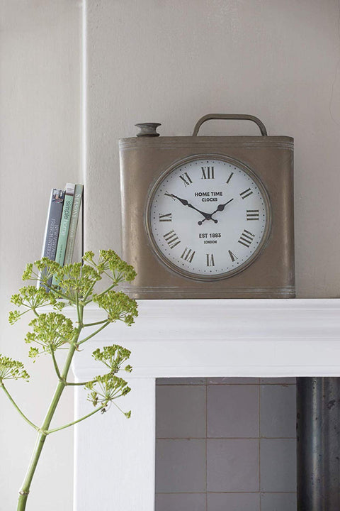 Home Time Vintage Clock