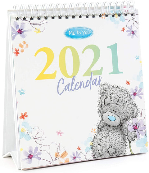 Me to You Tatty Teddy Desk Calendar 2021
