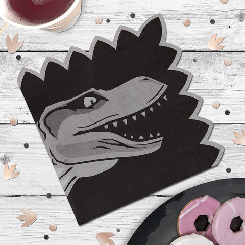 Dinosaur Party Napkins Pack of 20