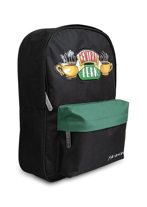 Friends Central 'Perk' Logo Backpack Rucksack