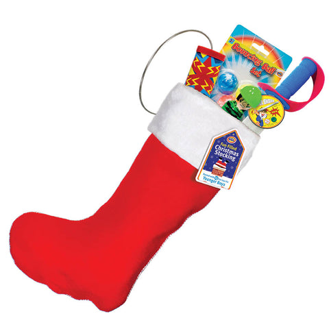 Older Girls Value Pre Filled Christmas Santa Stocking