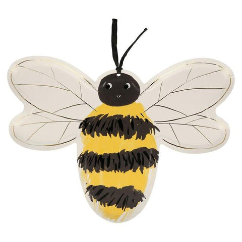 Bee Shaped Party Plates