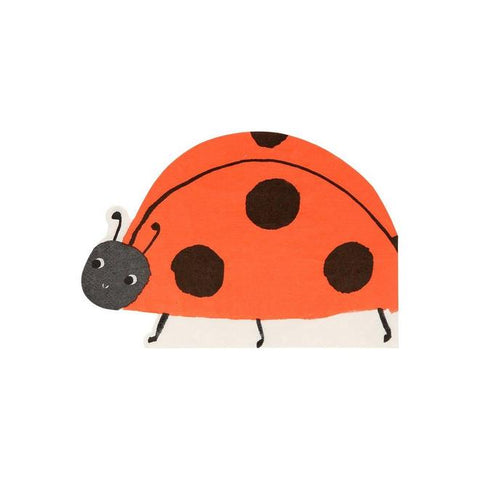 Ladybird Party Napkins