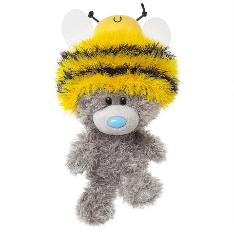 Me To You My Dinky Bear Wearing Bee Hat Sits 23Cm