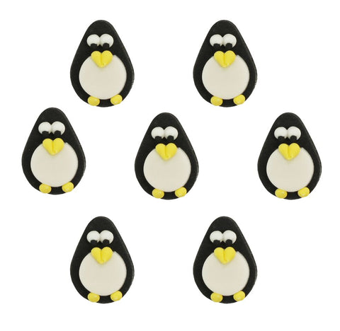 7 Penguin Toppers