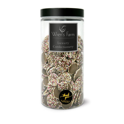 Chocolate Jazzies Sweet Jar