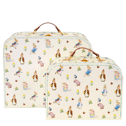 Peter Rabbit Suitcases