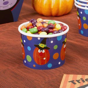 Trick Or Treat Treat Tubs
