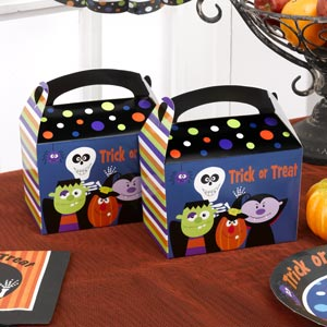 Trick Or Treat 8 Lunchboxes