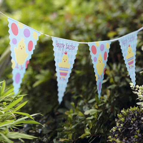 Easter Chick Bunting
