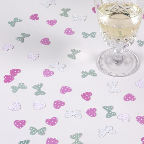 Chic Boutique Table Confetti