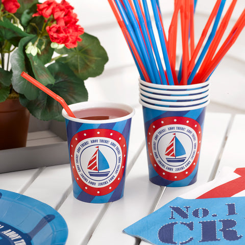 Ahoy There! Party Cups