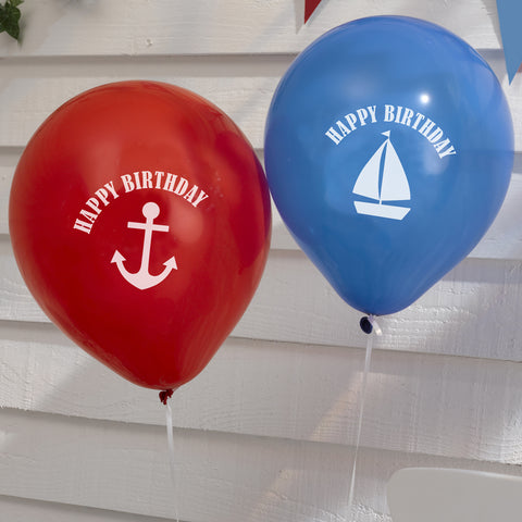 Ahoy There Balloons