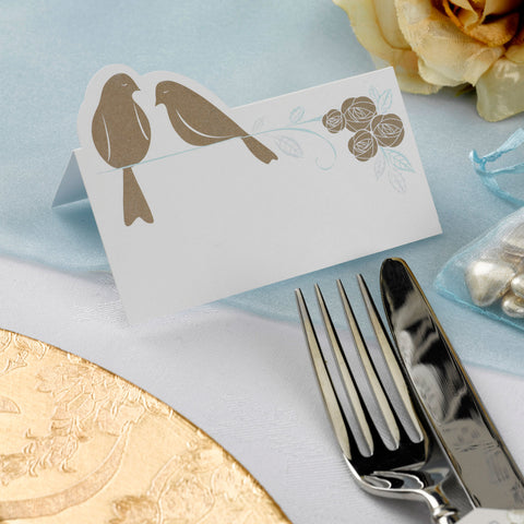 Wedding Place Cards Table Name Cards Tableware Decoration Wedding Supplies