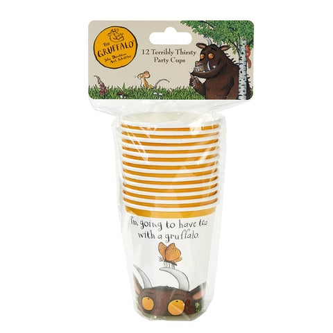Gruffalo Hunt Cups Pk12