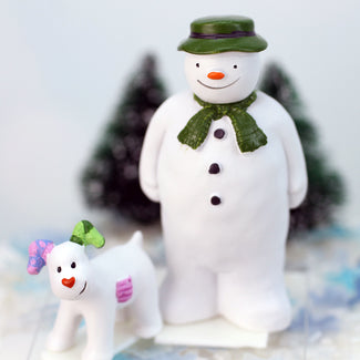The Snowman Resin Topping Kit