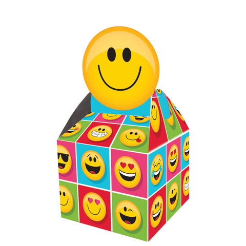 Emojions Party Favor Boxes - 8 Pack