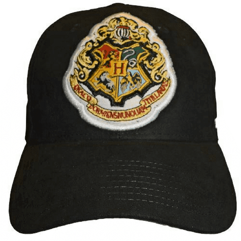 Harry Potter Hogwarts Baseball Cap