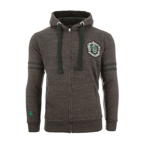 Harry Potter Zipped Hoodie with Drawstrings