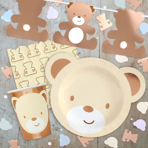 Teddy Bear Ultimate Pack For 8 - One of Everything