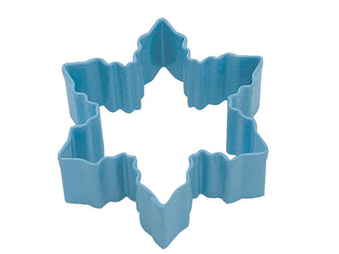 "R&M Snowflake 3"" Cookie Cutter Blue With Brightly Colored, Durable, ..."
