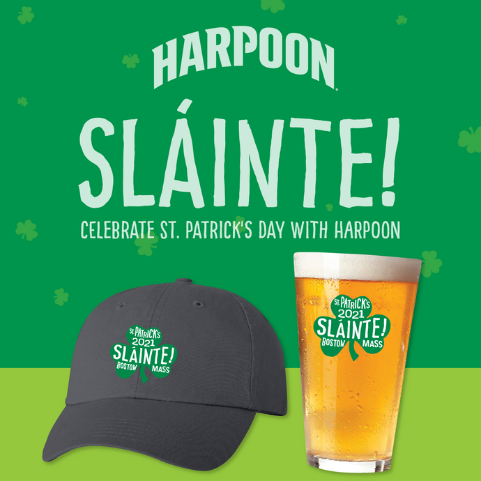 Harpoon St. Pat's Fest 2021: Home Edition