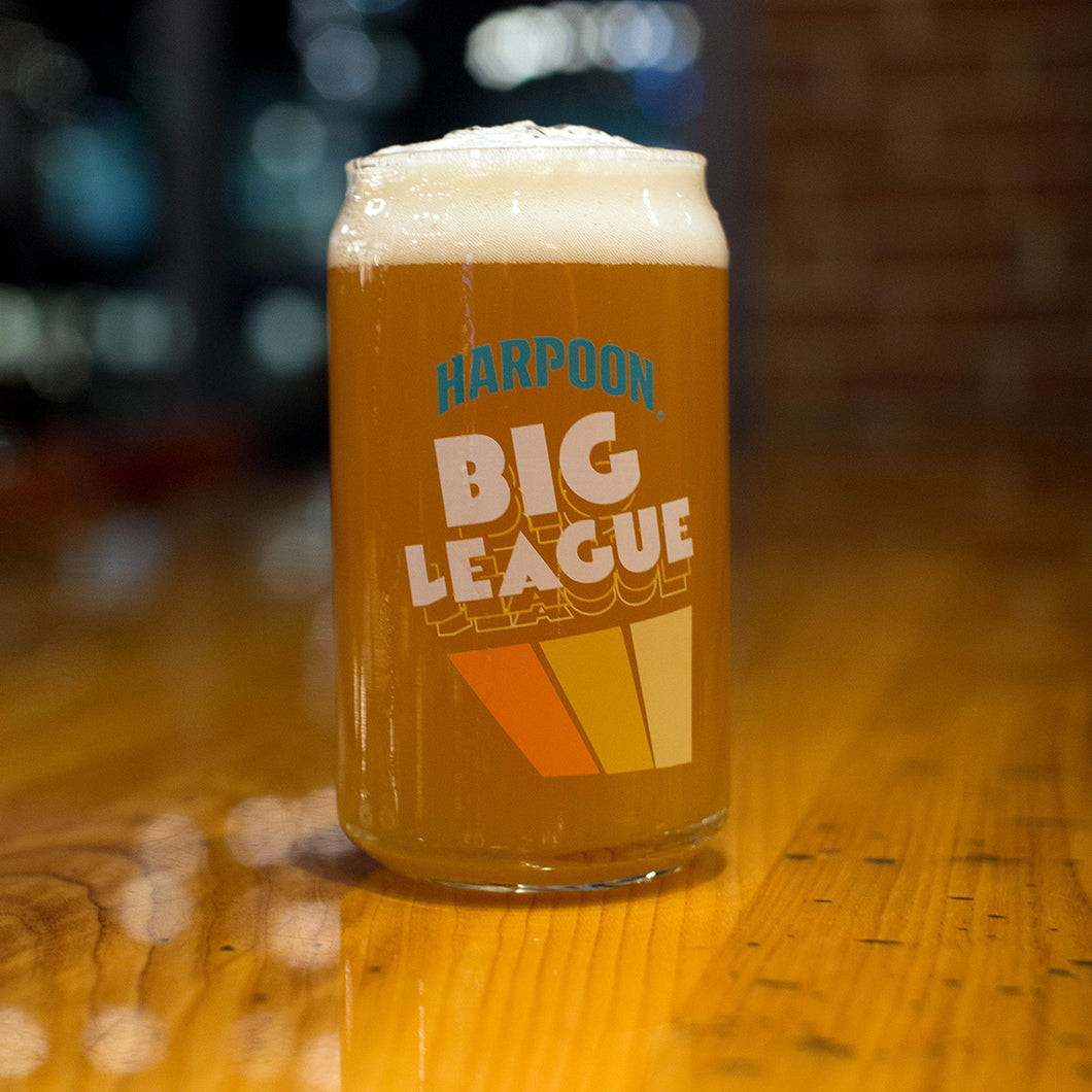 Big League Can Glass