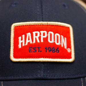 Harpoon Patch Trucker Hat