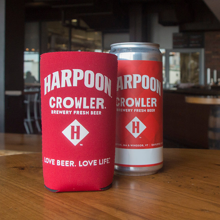 Harpoon Crowler Koozie